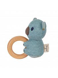 Sterntaler: Koala Kalla, Greifling mit Holzring ohne Rassel | Kuscheltier.Boutique