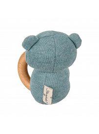 Sterntaler: Koala Kalla, Greifling mit Holzring Rückseite | Kuscheltier.Boutique