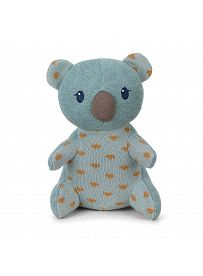 Sterntaler: Koala Kalla, Plüschtier aus Biobaumwolle Vorderseite | Kuscheltier.Boutique