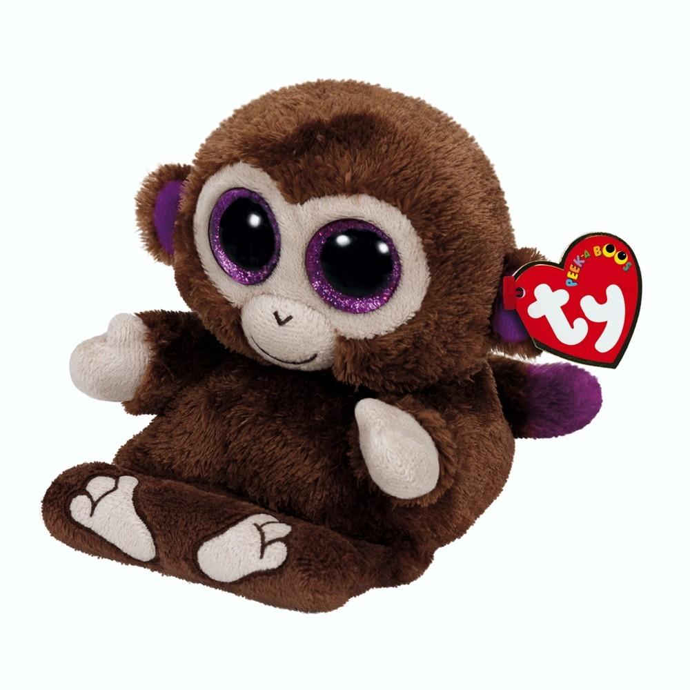 Affe Chimp, 15cm | Ty Peek-a-Boo's