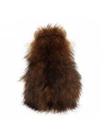 sigikid Plüschtiere: Igel Sweety, braun 32cm Rückseite | Kuscheltier.Boutique