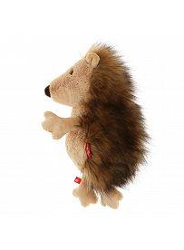 sigikid Plüschtiere: Igel Sweety, braun 32cm Seitenansicht | Kuscheltier.Boutique